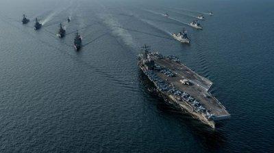 США и Южная Корея договорились прекратить регулярные военные учения