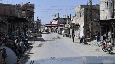 ЕС включил в санкционный список по Сирии семь должностных лиц правительства