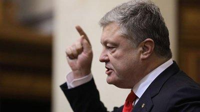 Порошенко уволил замсекретаря СНБО после публикации о хищениях в армии