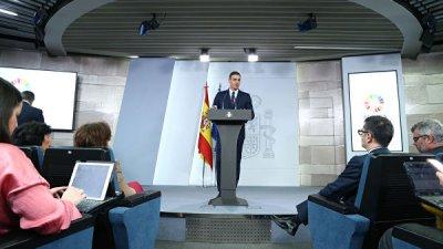 Премьер-министр Испании подписал указ о роспуске парламента