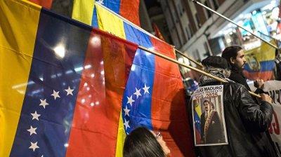 Мадуро призвал венесуэльцев выйти на большой марш против империализма