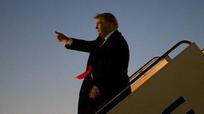 Трамп прокомментировал приговор экс-руководителю его предвыборного штаба