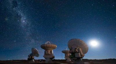 Ученые из ЕКА более точно рассчитали массу Млечного Пути