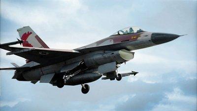 Израильская авиация атаковала сектор Газа