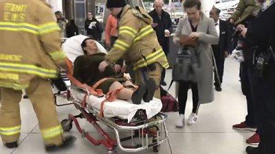 В самолете Turkish Airlines из-за турбулентности пострадали 30 человек