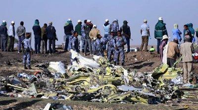В ООН подтвердили гибель 22 сотрудников при крушении самолета в Эфиопии