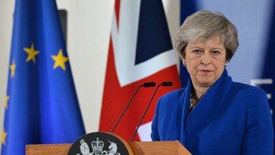 Мэй во вторник расскажет о дополнениях в документе о Brexit