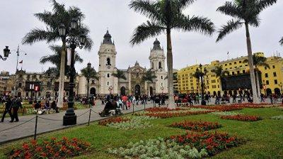 В Перу привели к присяге новое правительство