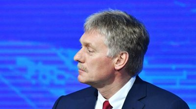 Песков переадресовал в МИД вопрос о словах Помпео о давлении на Украину