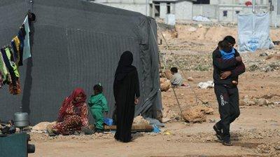 ВОЗ обеспокоена ситуацией в лагере аль-Холь в Сирии