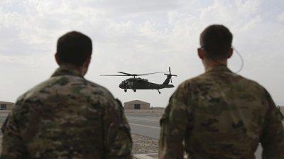 При авиаударе США по афганской базе погибли пять силовиков