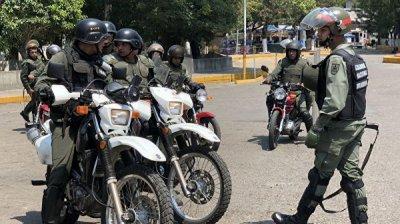 Второй этап военных учений начнется в Венесуэле на выходных