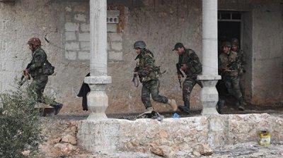 Сирия обвинила Израиль в поддержке террористов