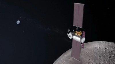 В 2023 году NASA отправит на спутник Земли луноход