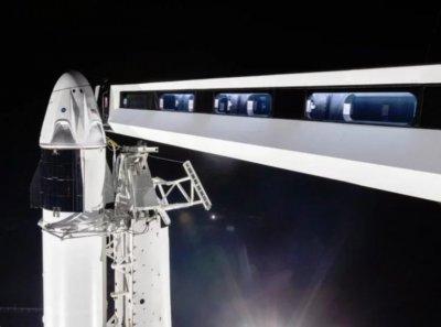 Пилотируемый запуск корабля Crew Dragon от SpaceX могут отложить до ноября