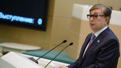 Казахстан продолжит многовекторную внешнюю политику, заявил Токаев