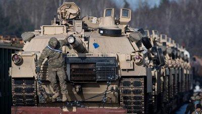 США и Литва подписали план военного сотрудничества до 2024 года