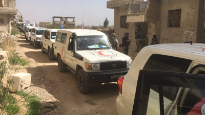 В МИД раскритиковали позицию Запада по гуманитарному содействию Сирии