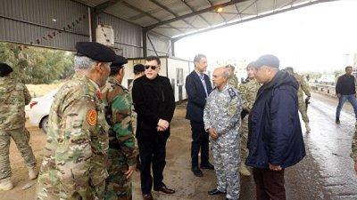 Россия может содействовать деэскалации в Ливии, считают в Африканском союзе