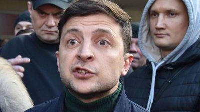 Вице-спикер Рады потребовала возбудить против Зеленского уголовное дело