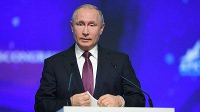 Путин отметил прогресс в отношениях России и Швеции