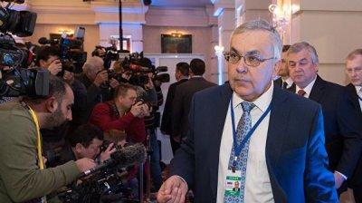 Вершинин обсудил с послом Евросоюза ситуацию в Ливии и Сирии