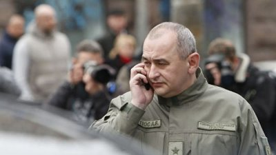 Главного военного прокурора Украины заподозрили в бегстве из страны