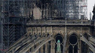 Историк назвала пожар в Нотр-Даме призывом задуматься о будущем Европы