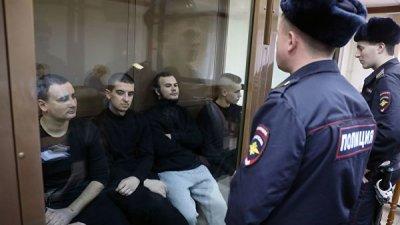 Украина обратится в трибунал для освобождения задержанных моряков