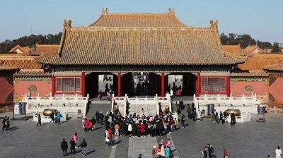 Власти Китая взяли под пожарный надзор 33 музея и исторических памятника