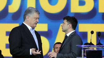 В Сети обсудили дебаты Порошенко и Зеленского