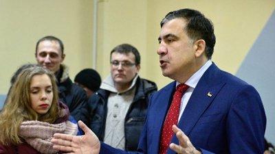 Саакашвили прокомментировал слова Путина о своем гражданстве