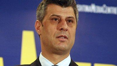 Глава Косово заявил о готовности продолжить диалог с властями Сербии
