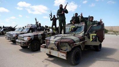 Армия Хафтара заявила о продвижении к центру Триполи