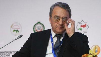 Богданов провел переговоры с министром иностранных дел ПНС Ливии