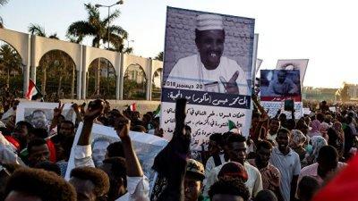 Суданская оппозиция представила военсовету план переходного периода
