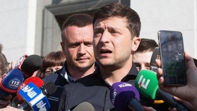Зеленский попросил у украинских раввинов помощи в диалоге с Донбассом