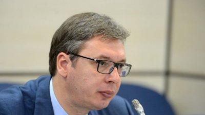 Сербия не позволит угрожать своей свободе, заявил Вучич