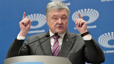 В Раде считают, что Порошенко никогда не пройдет в парламент