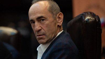 В Армении суд освободил из-под стражи экс-президента Кочаряна