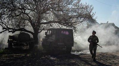 Силовики борются с дезертирством, минируя подходы к позициям, заявили в ДНР