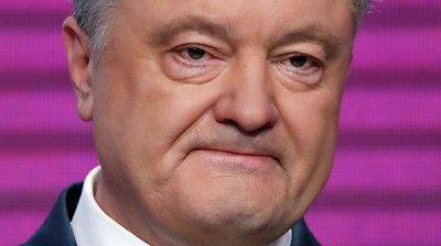 С сайта президента Украины исчезла информация о Порошенко
