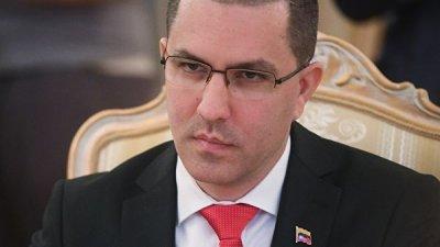 Арреаса обвинил США в создании угрозы для жизни венесуэльских детей