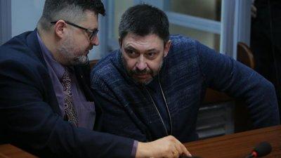 Адвокат посетил Кирилла Вышинского в киевском СИЗО