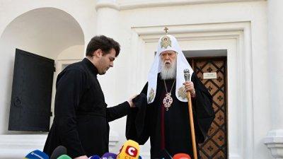 Раскольник Филарет отказался подписать устав