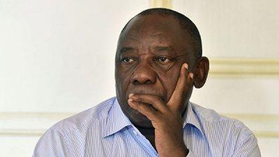 Сирил Рамафоса принес присягу президента ЮАР