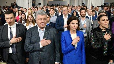 Порошенко рассчитывает на победу на выборах в Раду