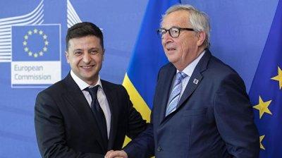 Эксперт прокомментировал визит Зеленского в Брюссель