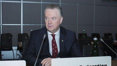 Лукашевич отметил улучшение диалога в контактной группе с приходом Кучмы