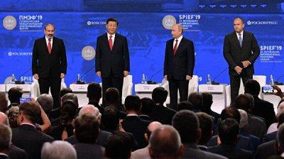 Путин сообщил, что накануне обсуждал с Си Цзиньпином ситуацию с КНДР